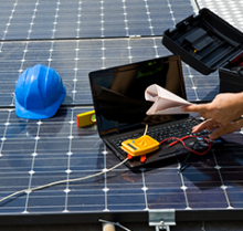 O&M Services for Solar Sites